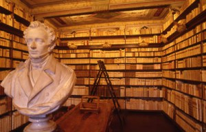 Biblioteca casa Leopardi
