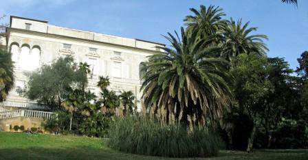 Genova. Biblioteca civica Lercari