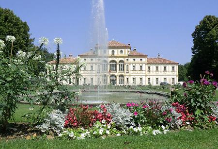 Biblioteca musicale A. Della Corte, Villa Tesoriera - Torino