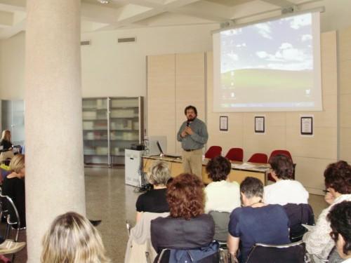 Corso L'ebook in biblioteca tra mediazione informativa e produzione di contenuti, Monfalcone (GO) 4 giugno 2012