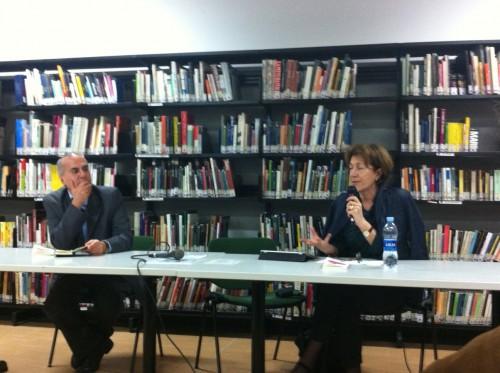 """""""Caro sindaco, parliamo di biblioteche"""" presentazione del libro di Antonella Agnoli, Udine 17 marzo 2012"""