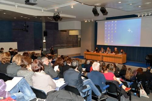 Convegno Il patrimonio culturare in rete - MAB FVG e Università di Trieste, Auditorium Revoltella - Trieste, 14 dicembre 2012