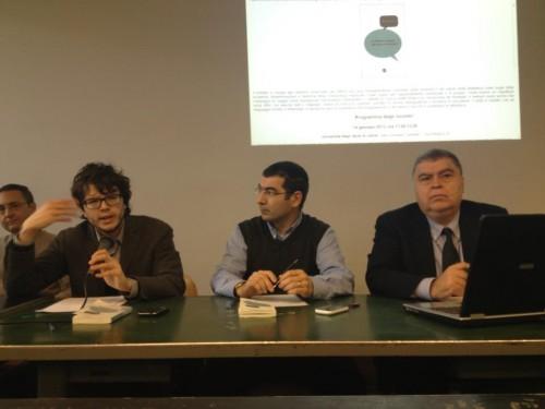 La biblioteca spiegata agli studenti universitari. Presentazione del libro - Università degli studi di Trieste, 15 gennaio 2013