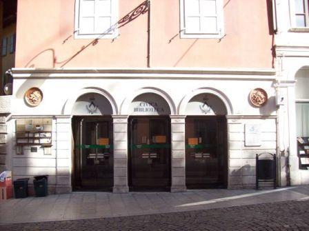Biblioteca Civica Joppi di Udine - Sezione moderna