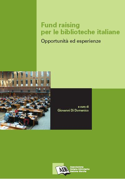 Fund raising per le biblioteche italiane