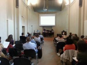 Foto Seminario Esternalizzare in biblioteca, Parma 24 settembre 2012