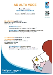 Corso NPL Messina locandina
