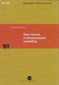 Maria Cassella Open access e informazione scientifica