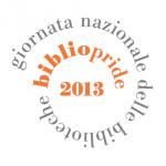 Logo BiblioPride 2013 in formato PNG