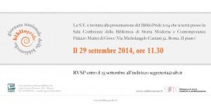 Invito Conferenza Stampa Bibliopride 2014
