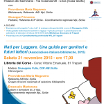 NpL Sicilia Trapani 21 novembre 2015
