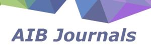 AIB journals
