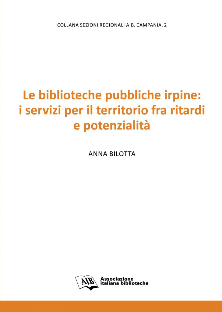 Le biblioteche pubbliche irpine
