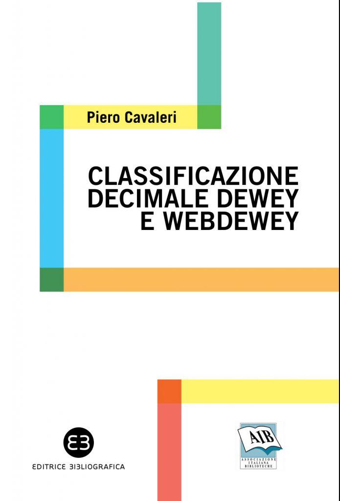 Classificazione Decimale Dewey e WebDewey