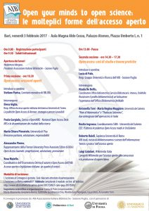 Convegno 23 febbraio 2017 Aib Puglia