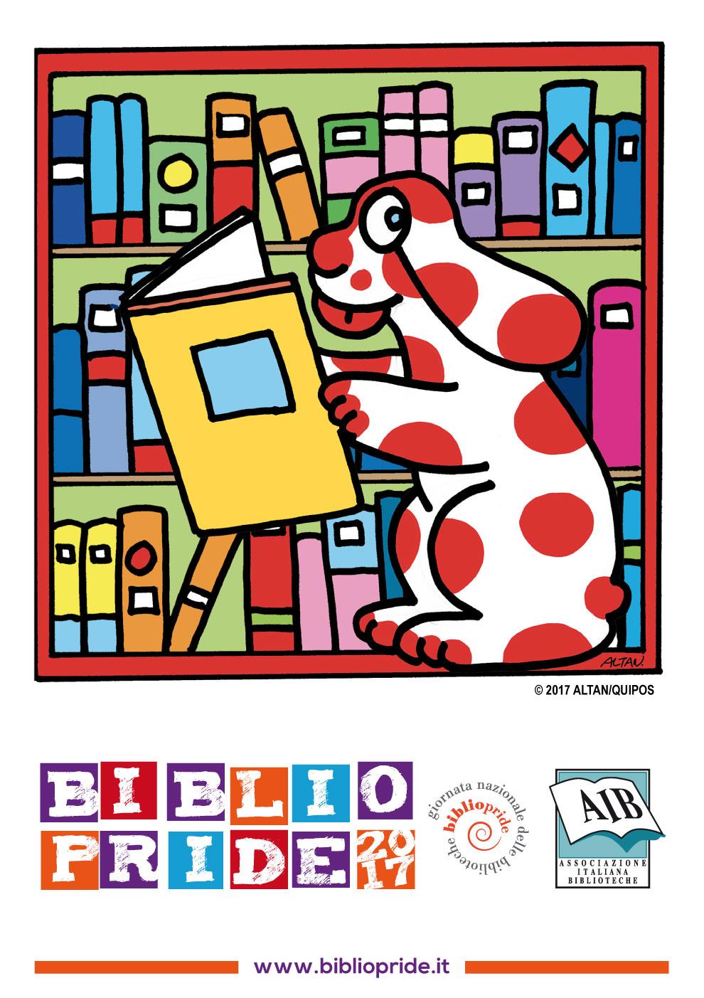 Pimpa Bibliopride 2017