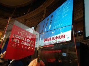 BiblioHUB premiato