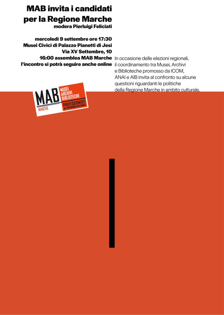 Incontro MAB candidati regionali