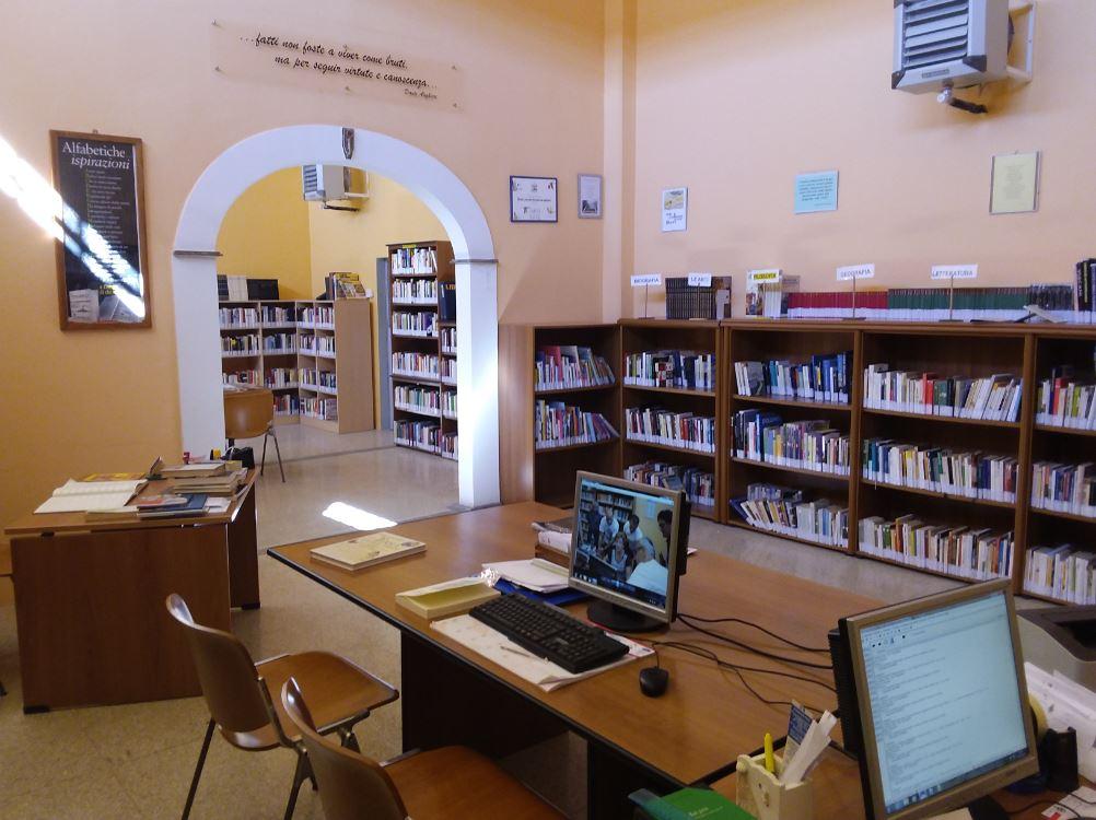 Biblioteche fuori le mura