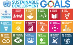 Agenda 2030: 17 obiettivi per lo sviluppo sostenibile