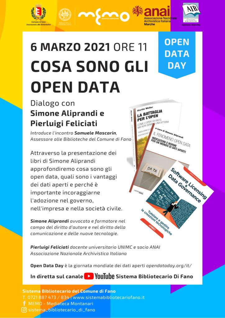 Cosa sono gli open data