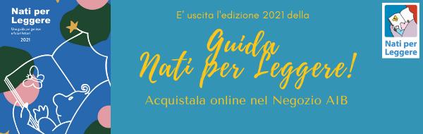 Edizione 2021 Guida Nati per Leggere