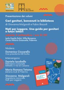AIB Sicilia alla Via dei Librai 2021 locandina